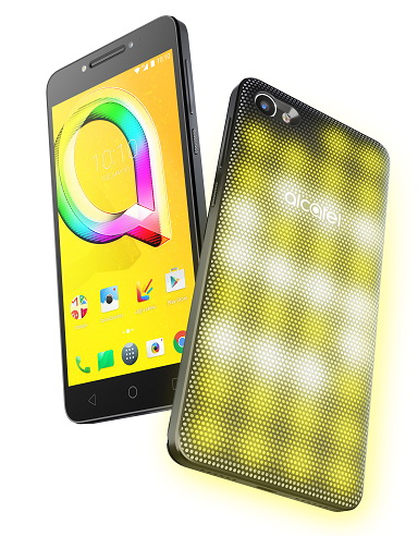 2- Alcatel A5 LED SNAPCHAT LED NOTIFICATION