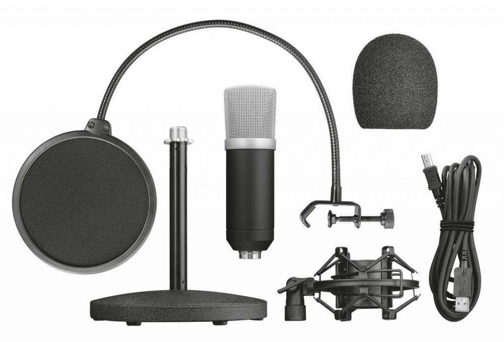 7e36dadb6246e Micrófono de estudio de calidad profesional para usuarios noveles ...