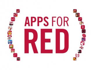"""Apps for RED"": 25 apps de Apple solidarias con la lucha contra el SIDA"