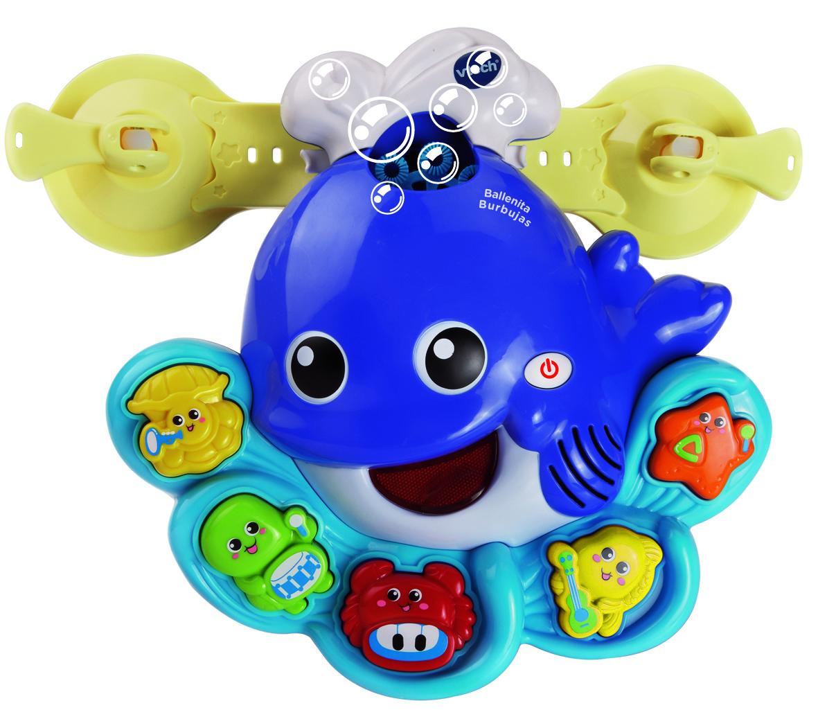 Cancion Infantil Baño De Burbujas:Estos juguetes de VTech están pensados para niños de entre 6 meses a
