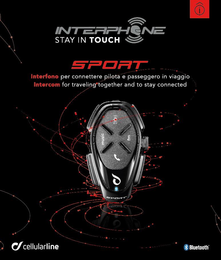 INTERPHONE - Sport-pack