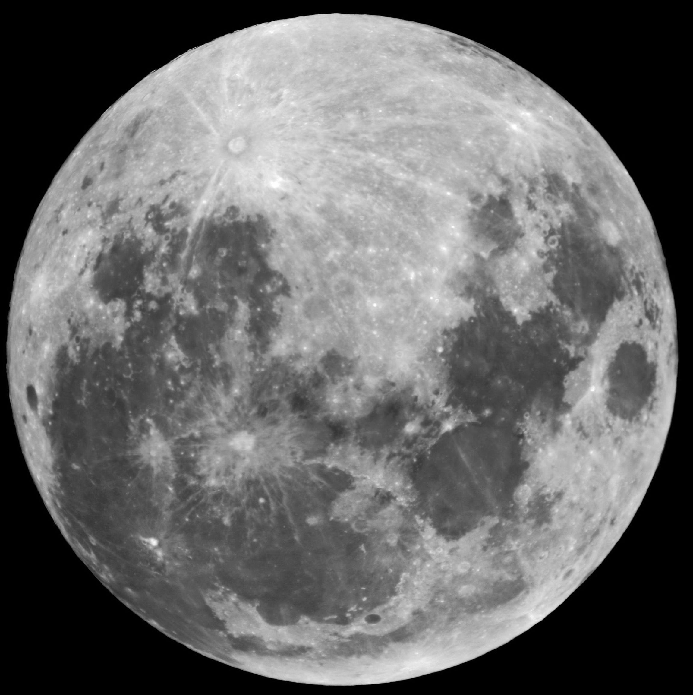 El agua de la luna tiene el mismo origen que la terrestre for Que luna estamos ahora