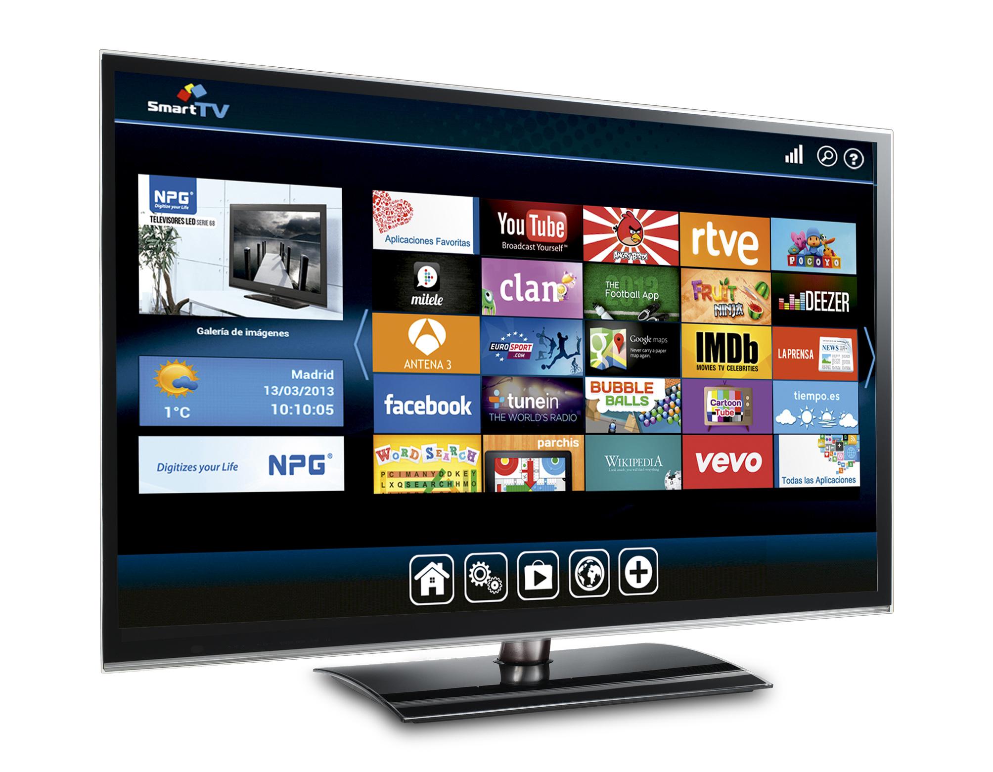 Smart Televisio