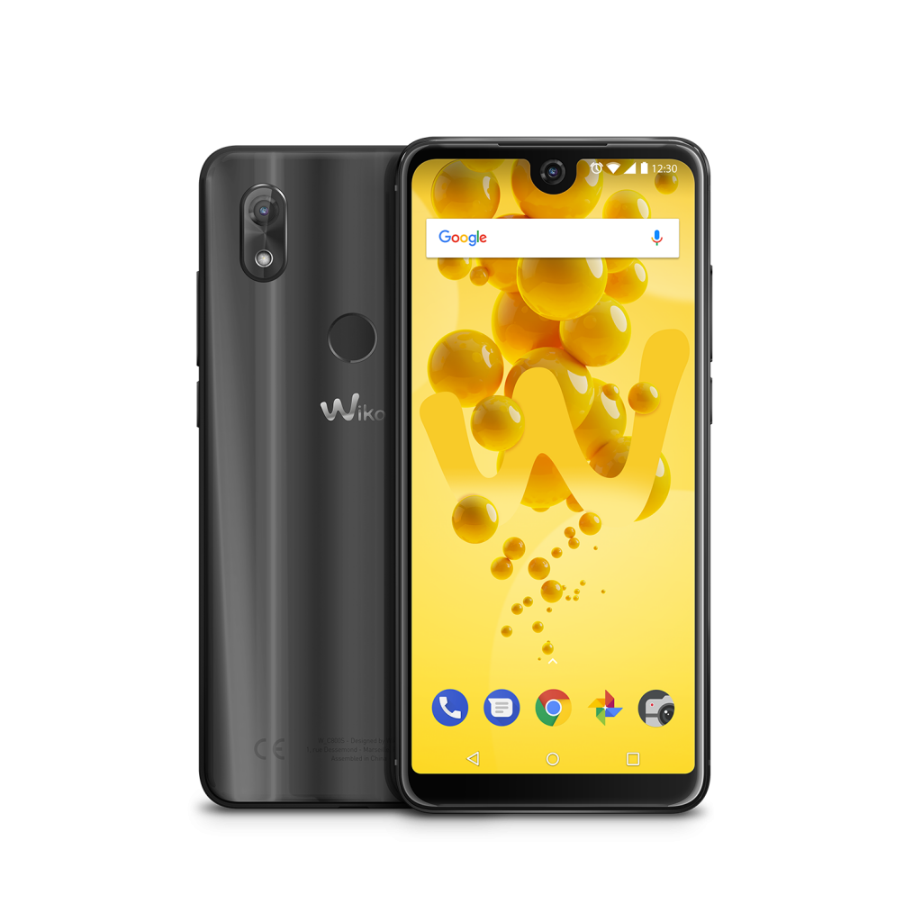 WIko_View-2_Anthracite_Compo-01_Display