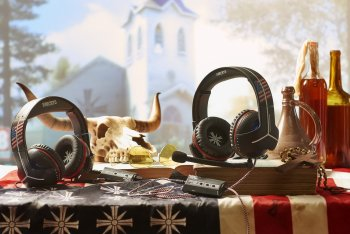 Auriculares de edición limitada Far Cry 5