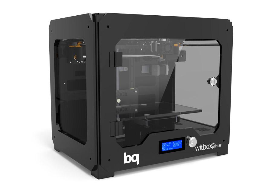 Bq Witbox La Primera Impresora En 3d Dom Stica Mundo