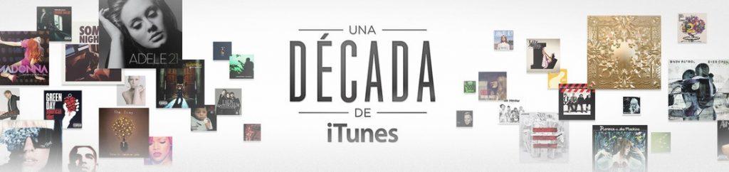 iTunesUnaDecada