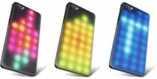 Alcatel A5 LED, diseño de color a tu gusto