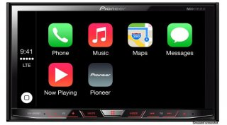 Pioneer compatible con CarPlay