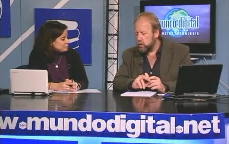 Mundo Digital de nuevo en Televisión