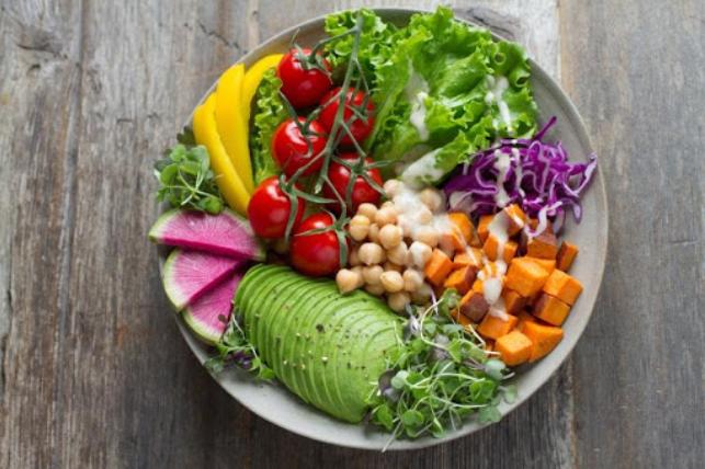 Llegó la tendencia de la dieta vegana