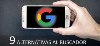 9 Alternativas al buscador de  Google. Más privadas y no te rastrean.