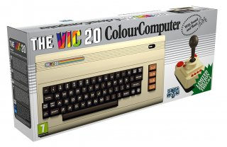 THEVIC20 variante del THEC64 ya disponible