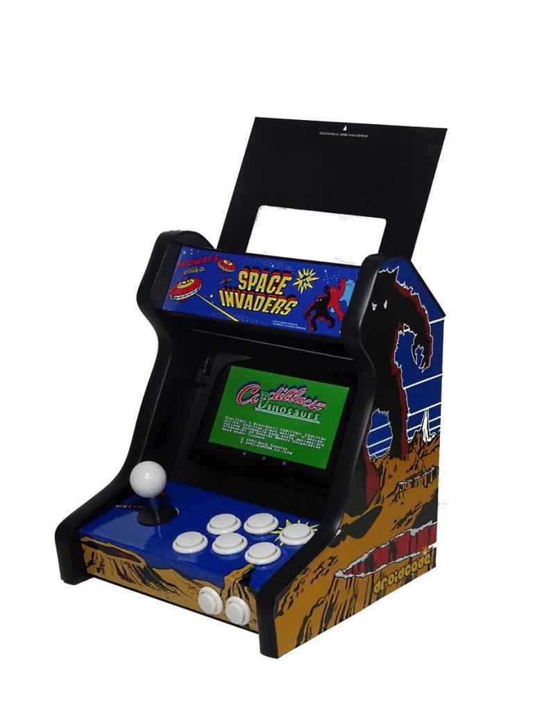 arcade recreativa maquina bezel tablet 2