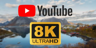 YouTube ya permite ver videos de resolución 8K en tu TV